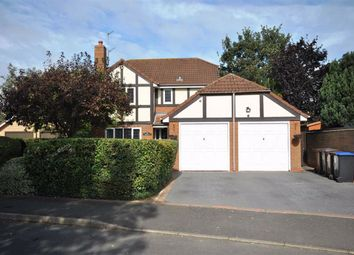 Thumbnail 4 bed detached house for sale in Clumber Drive, Abington, Northampton