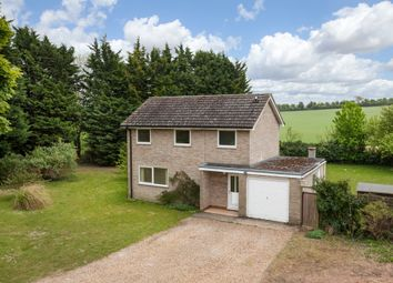 Thumbnail 3 bed detached house for sale in Balsham Road, Fulbourn, Cambridge