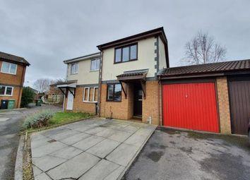 Thumbnail 2 bed semi-detached house for sale in Railton Jones Close, Stoke Gifford, Bristol, Gloucestershire
