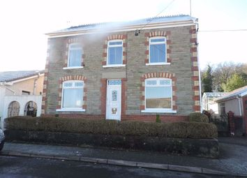 Thumbnail 4 bed detached house for sale in Wern Road, Garnant, Ammanford