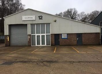 Thumbnail Light industrial to let in Unit 12, Sheffield Business Park, Lewes Road, Haywards Heath