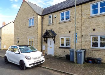 Thumbnail 2 bed terraced house to rent in Pine Rise, Witney, Oxfordshire