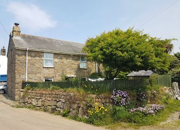 Thumbnail 4 bed cottage for sale in Botallack, St. Just, Penzance