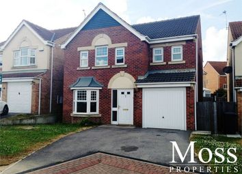 Thumbnail 4 bed detached house to rent in Cavalier Court, Woodfield Plantation, Doncaster