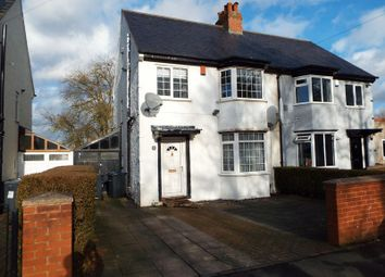 Thumbnail 3 bedroom semi-detached house to rent in Lodge Hill Road, Selly Oak, Birmingham