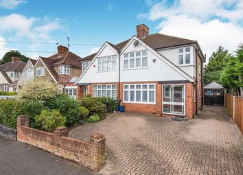 Thumbnail 3 bed semi-detached house for sale in Collingwood Avenue, Surbiton, Surrey