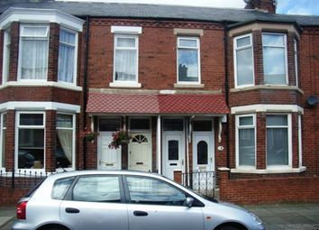 Thumbnail 3 bed flat to rent in St. Vincent Street, South Shields