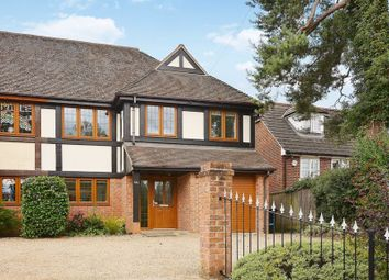 Thumbnail 4 bed semi-detached house for sale in Cherry Tree Corner, Puers Lane, Jordans, Beaconsfield