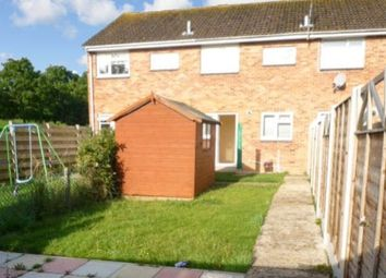 Thumbnail 2 bed terraced house to rent in Rowan Close, Weymouth, Dorset