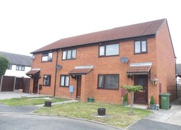 Thumbnail 2 bed terraced house to rent in St. Pauls Close, Evesham