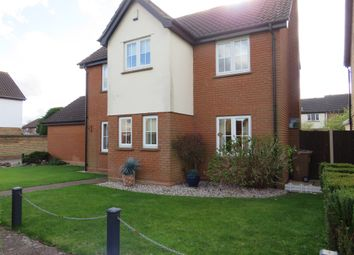 Thumbnail 4 bed detached house for sale in Pollards Green, Chelmer Village, Chelmsford