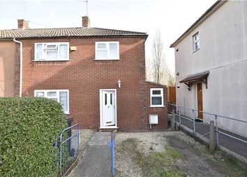 Thumbnail 3 bed semi-detached house for sale in Wroughton Drive, Hartcliffe, Bristol