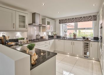 """Thumbnail 4 bed detached house for sale in """"Avondale"""" at The Lane, Lidlington, Bedford"""