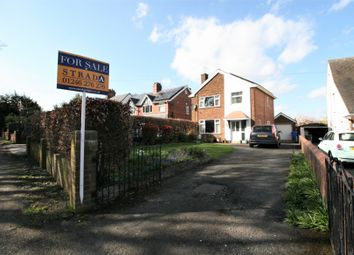 Thumbnail 3 bedroom detached house for sale in Boythorpe Crescent, Chesterfield