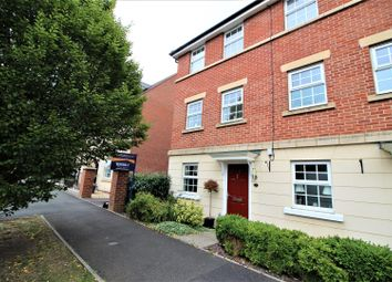 Thumbnail 3 bed town house for sale in Fenton Avenue, Redhouse, Swindon