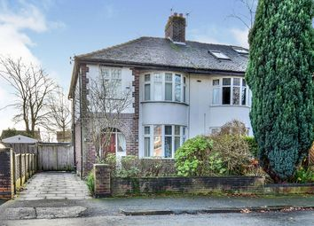 3 bed semi-detached house for sale in Wendover Road, Manchester, Greater Manchester M23