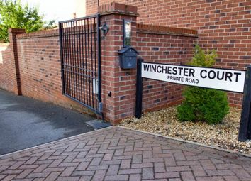 Thumbnail 5 bedroom detached house for sale in Winchester Court, Weston, Crewe