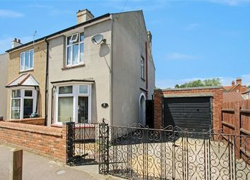 Thumbnail 3 bed semi-detached house for sale in Cater Street, Kempston, Bedford
