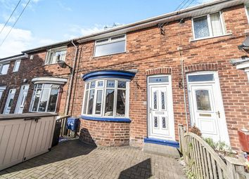 Thumbnail 3 bed terraced house for sale in Cambridge Terrace, Bowburn, Durham