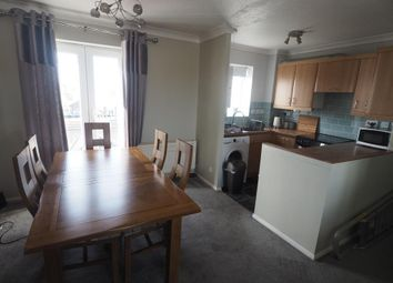 Thumbnail 3 bed flat to rent in Axholme Court, Hull