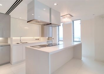 Thumbnail 4 bed flat for sale in Pan Peninsula Square, London