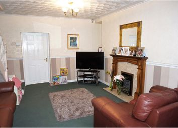 Thumbnail 3 bed terraced house for sale in Foundry Road, Pontypridd