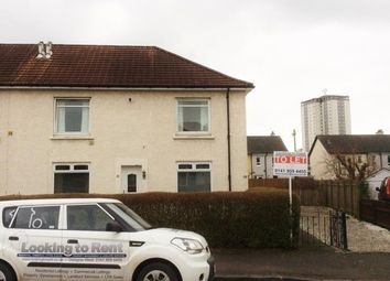 Thumbnail 2 bed flat to rent in Thane Road, Knightswood, Glasgow