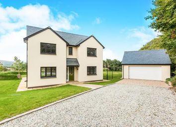 Thumbnail 4 bedroom detached house for sale in North Tawton, Okehampton