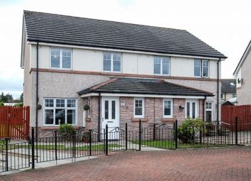Thumbnail 3 bed semi-detached house for sale in 37 Granton Mill Park, Edinburgh