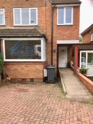 Thumbnail 3 bed semi-detached house to rent in Ermington Crescent, Birmingham