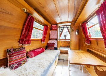 Thumbnail 2 bed houseboat for sale in Blomfield Road, Little Venice