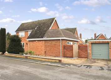 Thumbnail 3 bed detached house for sale in St. Marys Road, Poringland, Norwich, Norfolk