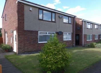 Thumbnail 2 bed semi-detached house to rent in Bradley Close, Ouston, Chester Le Street