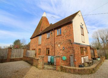 Thumbnail 4 bed barn conversion for sale in Manor Farm Oast, Love Lane, Headcorn, Kent