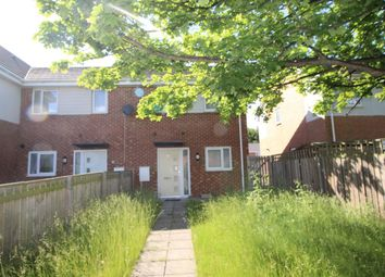 Thumbnail 2 bed semi-detached house to rent in Patterson Close, Seaton Delaval, Whitley Bay