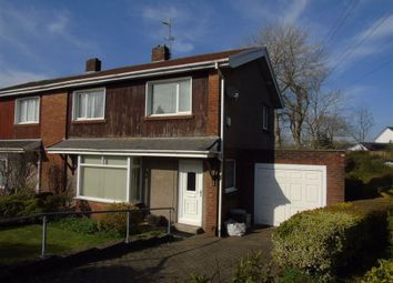 Thumbnail 3 bed semi-detached house for sale in Frederick Place, Llansamlet, Swansea