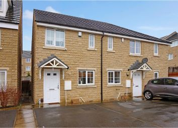 Thumbnail 2 bed semi-detached house for sale in Wheathouse Grove, Birkby, Huddersfield