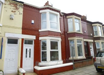 Thumbnail 3 bed terraced house to rent in Denebank Road, Liverpool, Merseyside