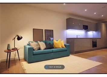 Thumbnail 1 bed flat to rent in Baldwin Point, London