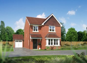 """Thumbnail 4 bed detached house for sale in """"Parkwood"""" at Palladian Gardens, Hooton Road, Hooton, Wirral"""