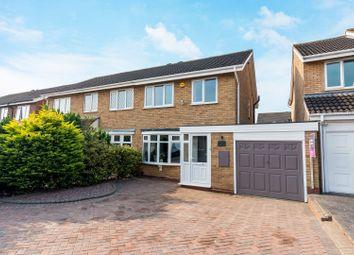 Lytham Close, Sutton Coldfield B76. 3 bed semi-detached house for sale