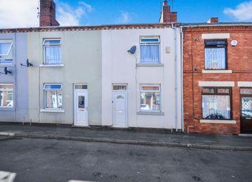 2 bed terraced house for sale in Catherine Street, Alfreton, Derbyshire, Derbys DE55