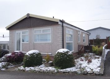Thumbnail 2 bed mobile/park home for sale in Hazelmere Avenue, St Austell