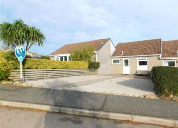 Thumbnail 2 bed terraced bungalow for sale in Polwithen Drive, Carbis Bay, St Ives