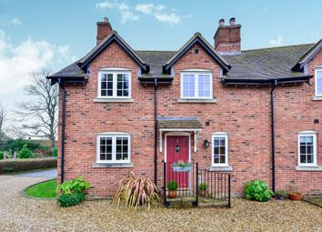Thumbnail Semi-detached house for sale in Bramley Grove, Iwerne Minster, Blandford Forum
