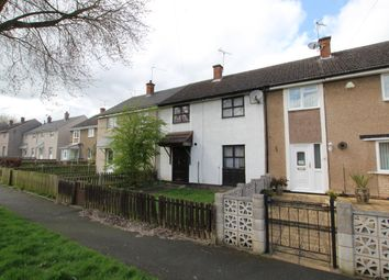 Thumbnail 3 bed terraced house to rent in Stanley Close, Redditch