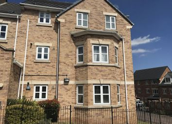 Thumbnail 2 bed flat to rent in Old Oaks View, Barnsley