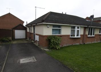 Thumbnail 2 bed semi-detached bungalow for sale in Wareham Grove, Dodworth, Barnsley
