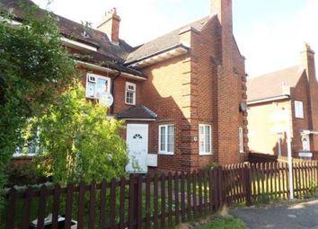 Thumbnail 3 bed end terrace house for sale in North Drive, Shortstown, Bedford, Bedfordshire