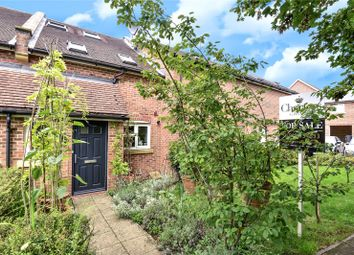 Thumbnail 3 bed terraced house to rent in Thornton Close, Alresford, Hampshire